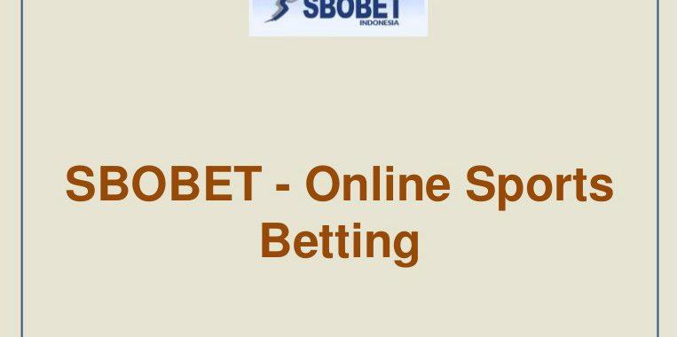 Website judi online terbaik hanya sbobet